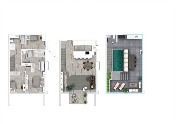Departamento en venta en vitacura 3 dormitorios 3 ba os for Celosias de jardin
