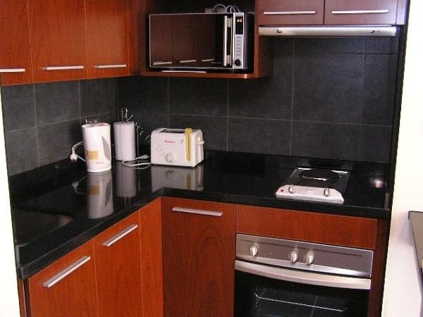 Estancia Baño Nuevo Telefono:Departamento Amoblado en Arriendo en Las Condes 1 dormitorio 1 baño