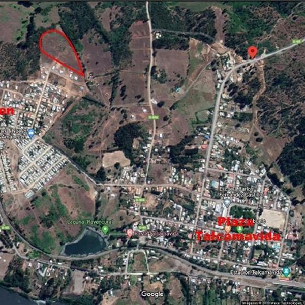 m2 89.900.000 sitio o terreno en venta en hualqui nexxos