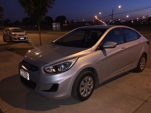 Vehiculos Hyundai 2015 Accent